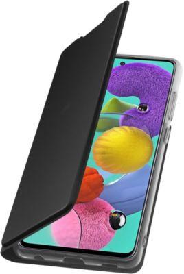 Etui Essentielb Samsung A52 noir