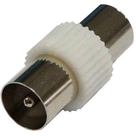 Adaptateur LISTO Coax M 9mm/Coax F 9.5mm