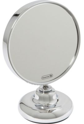 Essentielb rond double face miroir boulanger for Miroir double face