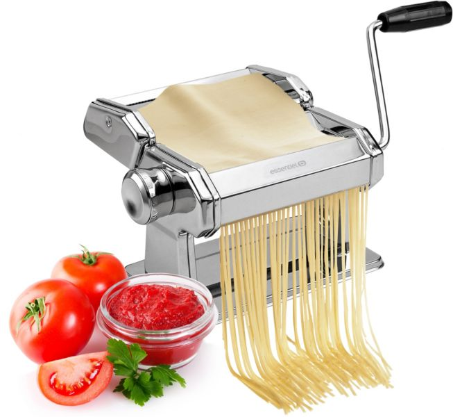 Machine A Pates Inox Tagliatelles Fettucine Spaghettis Essentiel B