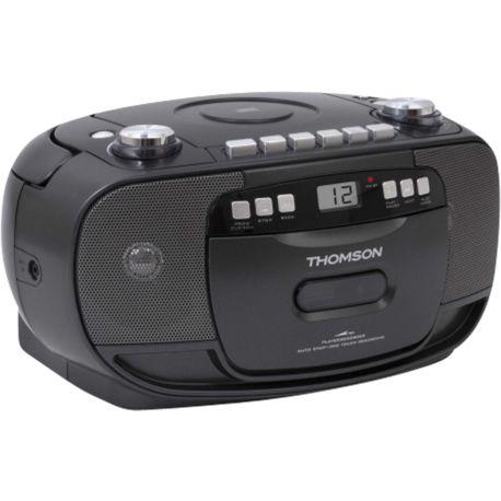 Radio K7/CD/MP3 THOMSON RK200CD