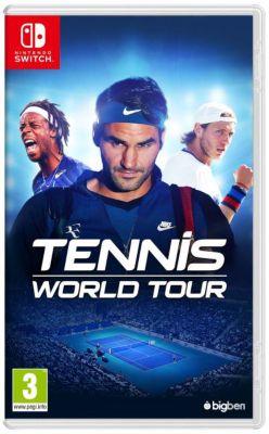 Jeu Switch Bigben Tennis World Tour