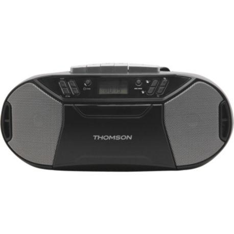 Radio CD THOMSON RK250UCD noir