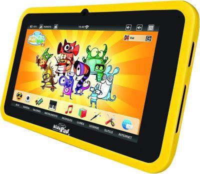 Videojet tablette enfant kidspad 2 jaune tablette for Tablette special cuisine