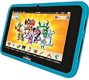 Videojet kidspad 4 bleu tablette android boulanger for Tablette special cuisine