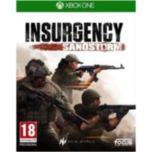 Jeu Xbox One FOCUS INSURGENCY