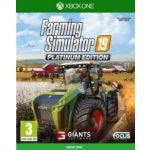 Jeu Xbox One FOCUS Farming Simulator 19