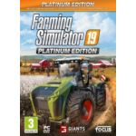 Jeu PC FOCUS Farming Simulator 19 Editio