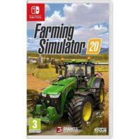 Jeu Switch FOCUS Farming Simulator 20