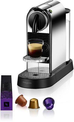 nespresso magimix m190 citiz chrome 11316 boulanger. Black Bedroom Furniture Sets. Home Design Ideas