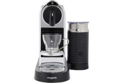 Nespresso MAGIMIX Citiz & Milk Chrome 11318