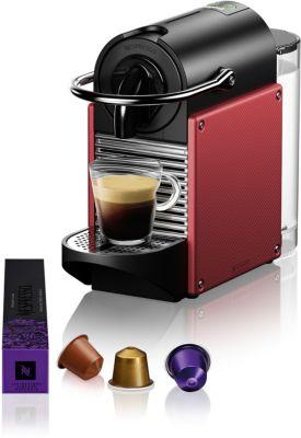 Nespresso Magimix M110 Pixie Rouge Carmin 11325