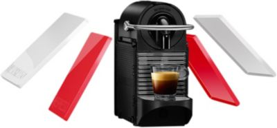 Nespresso Magimix Pixie Clip corail-blanc 11370