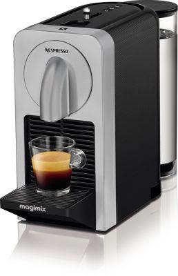 Nespresso connectée Magimix PRODIGIO Argent 11375