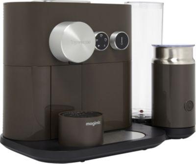 magimix expert milk 11380 gris nespresso boulanger. Black Bedroom Furniture Sets. Home Design Ideas