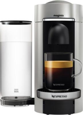 Nespresso Vertuo magimix 11386 vertuo argent