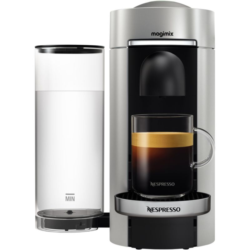 Nespresso MAGIMIX 11386 Vertuo Argent