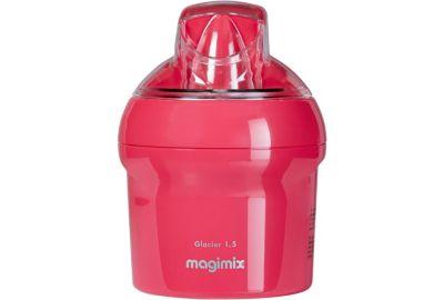 Sorbetière MAGIMIX GLACIER 11672 ROSE 1.5 L