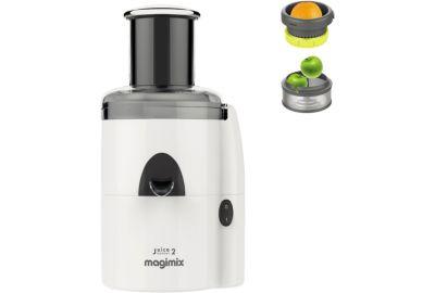 Centrifugeuse MAGIMIX 18080F Juice Expert 2 Blanc