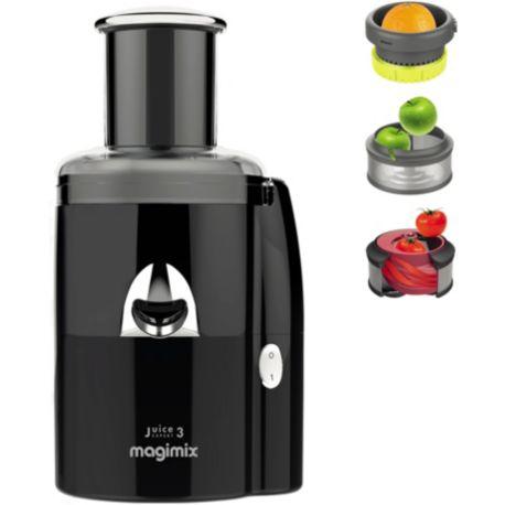 Extracteur de jus MAGIMIX 18081F Juice Expert 3 Noir