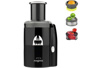 Juice Expert 4 Magimix Chrome, Presse Agrume, Coupe Légume