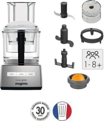 magimix c s 5200 xl chrome mat 18591f robot multifonction boulanger. Black Bedroom Furniture Sets. Home Design Ideas