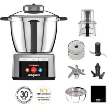 Robot cuiseur MAGIMIX Cook Expert Chrome Mat