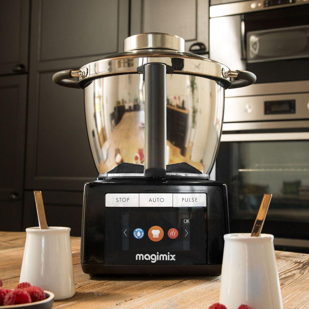 Magimix Cook Expert Noir Robot multifonction | Boulanger