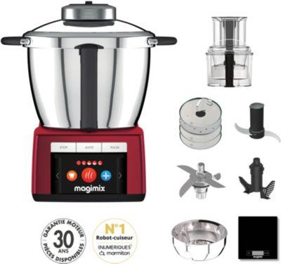 magimix cook expert rouge robot multifonction boulanger. Black Bedroom Furniture Sets. Home Design Ideas