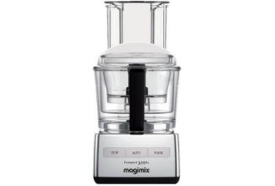 Robot MAGIMIX 3200 XL chromé brillant + presse-agrume