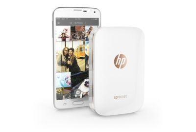 Impr. HP Sprocket blanche