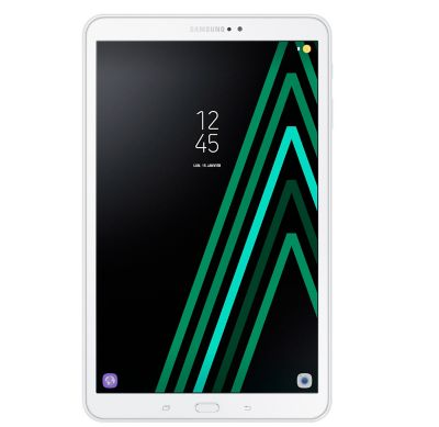 Tablette Android Samsung Pack Tab A+ Cover+SD 32go-Blanc