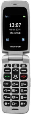 Téléphone portable Thomson Serea 62 Noir