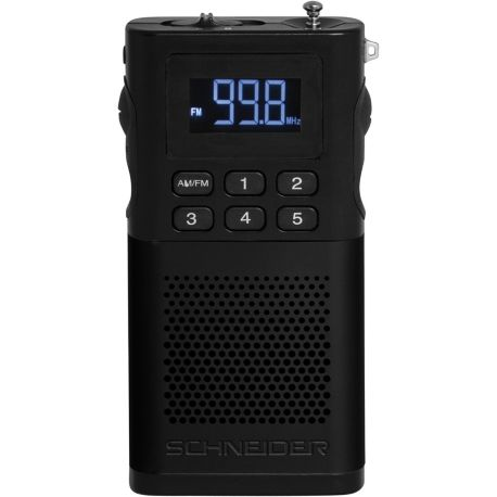 Radio SCHNEIDER Piccolo noir
