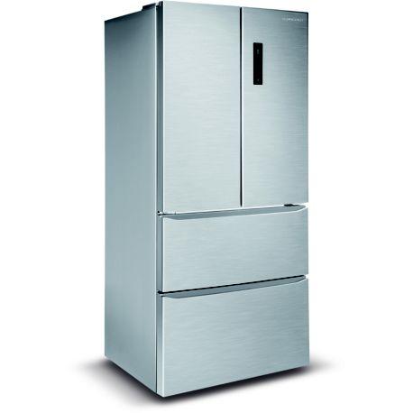 r frig rateur multi portes schneider sfd416ix. Black Bedroom Furniture Sets. Home Design Ideas