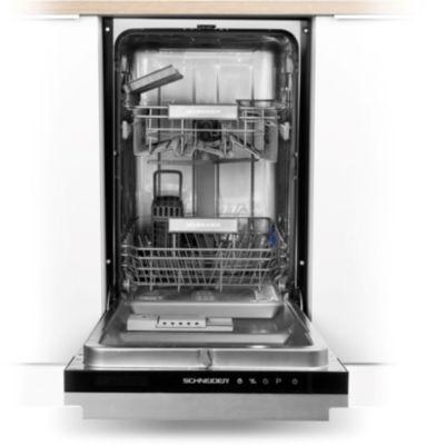 Lave vaisselle tout intégrable 45 cm Schneider SCLT042A0N