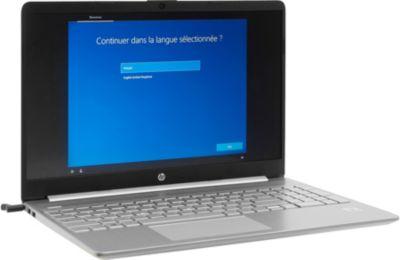 Ordinateur portable HP Pack 15s fq1032nf housse Office 365