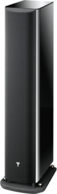 Enceinte colonne Focal Aria 936 Black High Gloss X1
