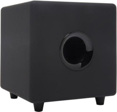 Caisson de basse Focal CUB 3 Jet Black
