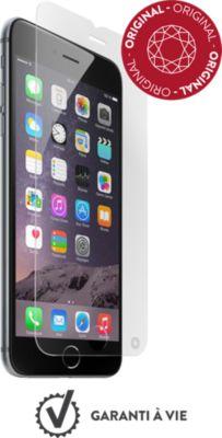 Protège écran Force Glass iPhone 6 Plus / 6S Plus verre trempé