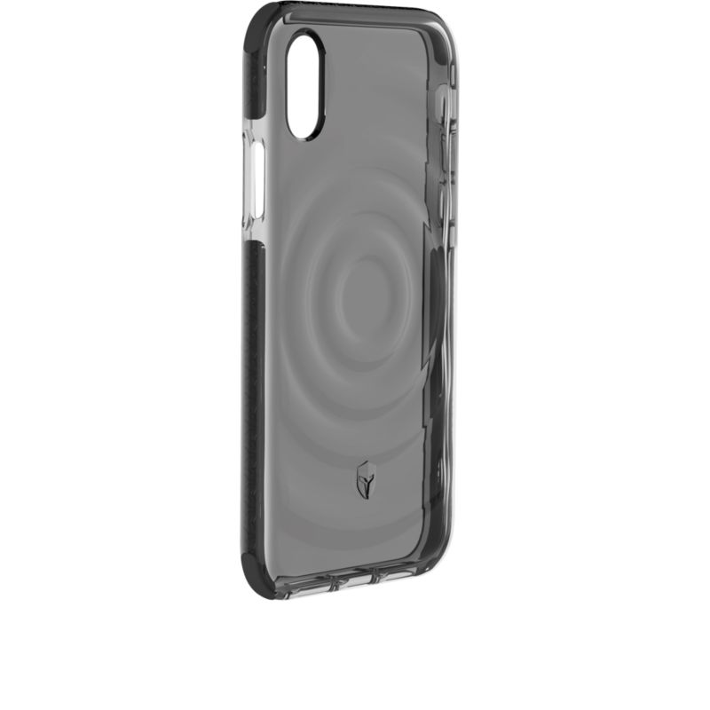 coque iphone x grey