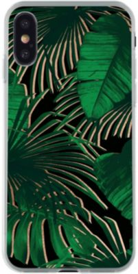 Coque Bigben iphone x dark jungle