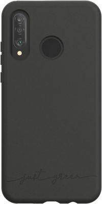 Coque Just Green Huawei P30 Lite/XL Bio noir