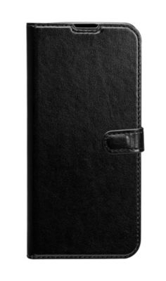 Etui Bigben Connected Oppo A15 Wallet noir