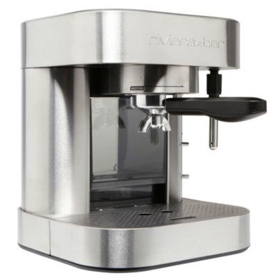 riviera et bar ce342a inox mecanique expresso boulanger. Black Bedroom Furniture Sets. Home Design Ideas