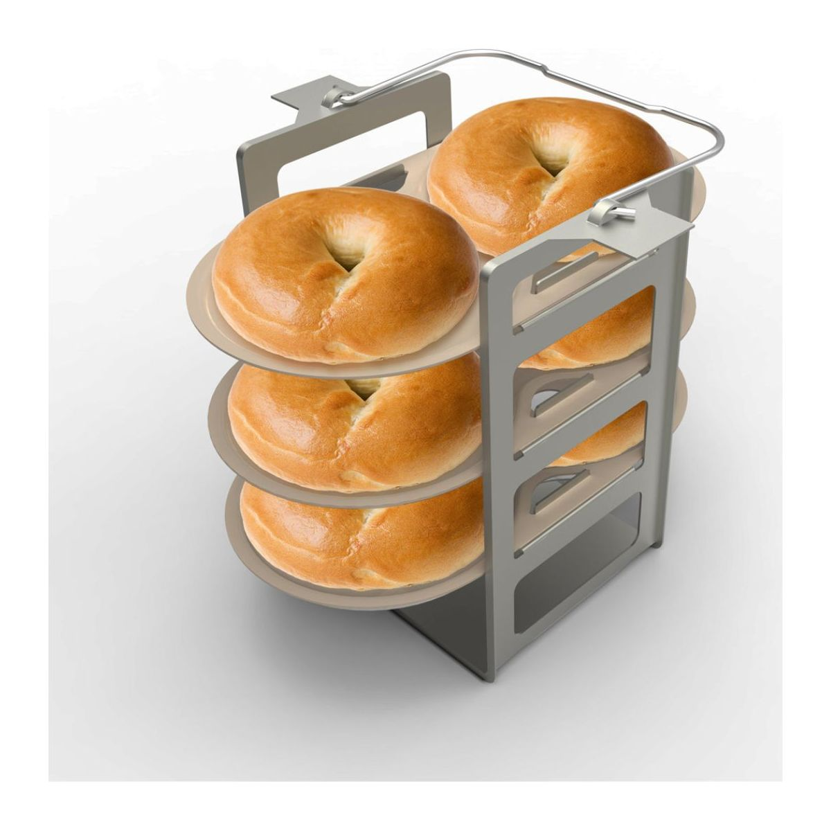 machine a pain bread bagel inox qd 794 a riviera bar. Black Bedroom Furniture Sets. Home Design Ideas