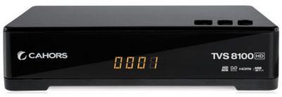 Décodeur satellite HD Cahors TVS8100 HD