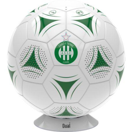Enceinte DUAL Ballon de Football St ETIENNE