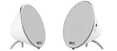 Enceinte PC Altec Lansing Twin Blanc Bluetooth