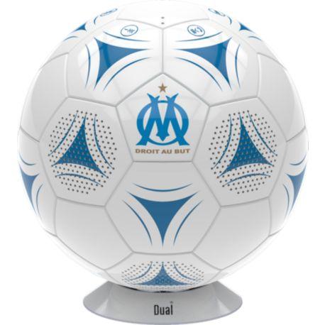 Enceinte DUAL Ballon de Football MARSEILLE